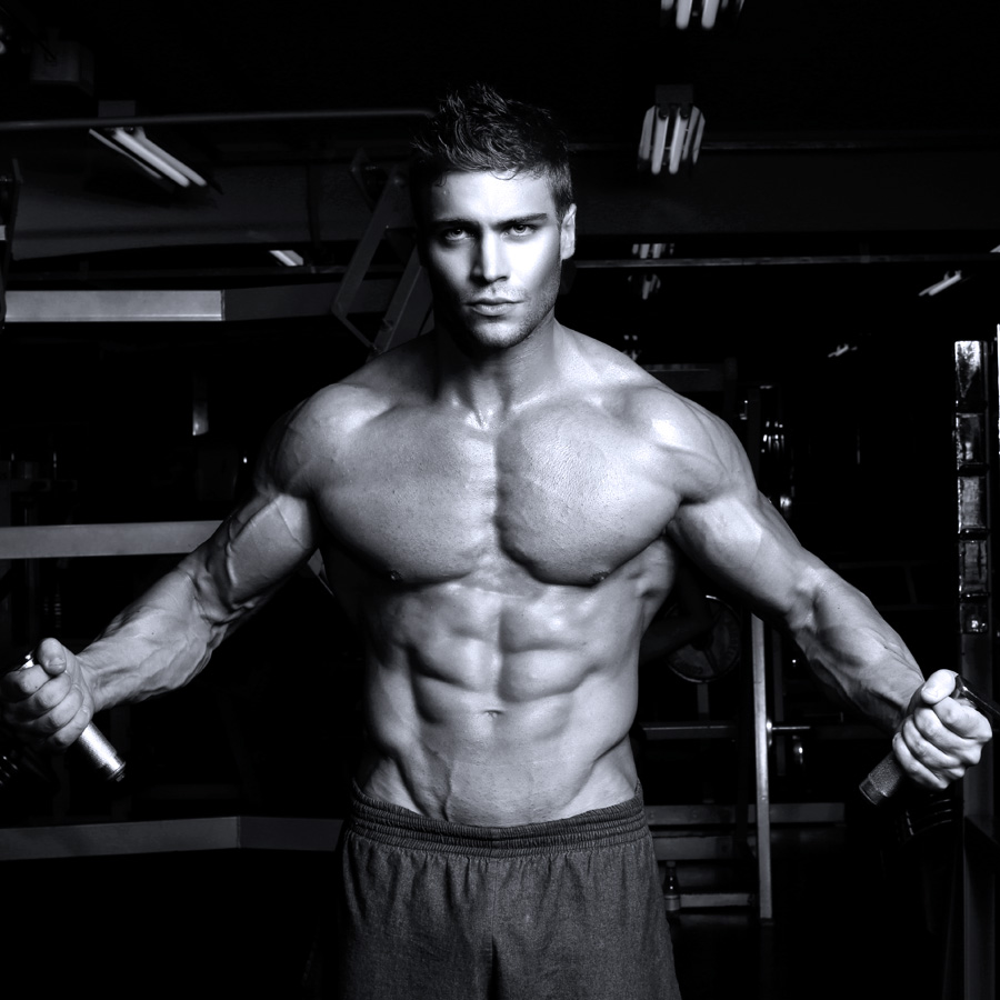 Combo para definir y ganar masa muscular